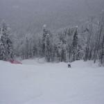 4 марта: снегопад