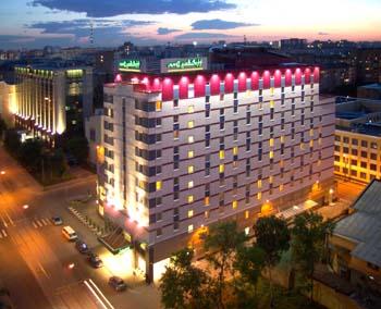Московские гостиницы в аренду