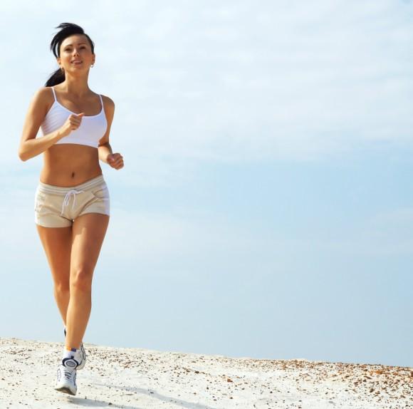 Бег укрепляет сердечно-сосудистую систему