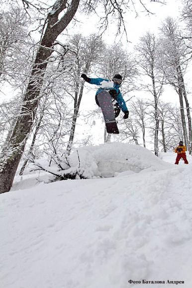 новый рекорд в сноубординге