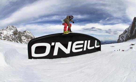 сноубордический лагерь New Star Camp 2015