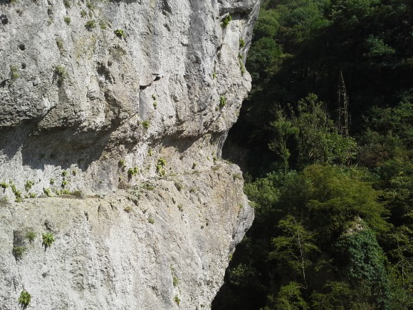 Ущелье Мзымты и каскад Ахцу