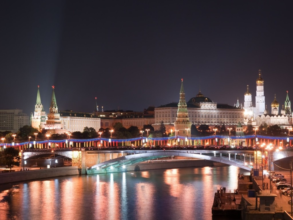 в самом сердце Москвы