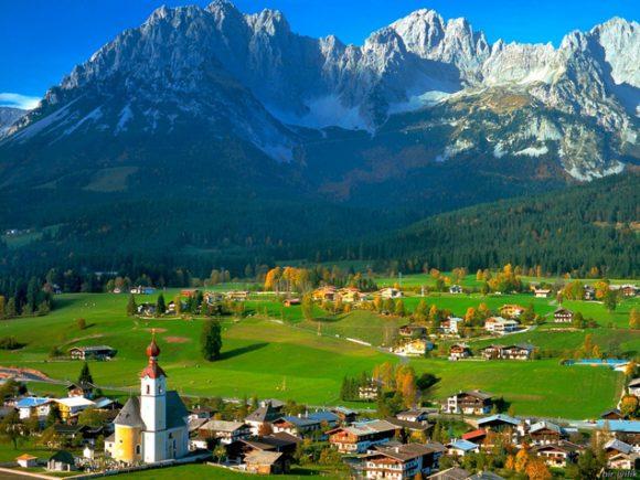 в Австрии погибли альпинисты